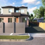 two storey townhouse nunawading